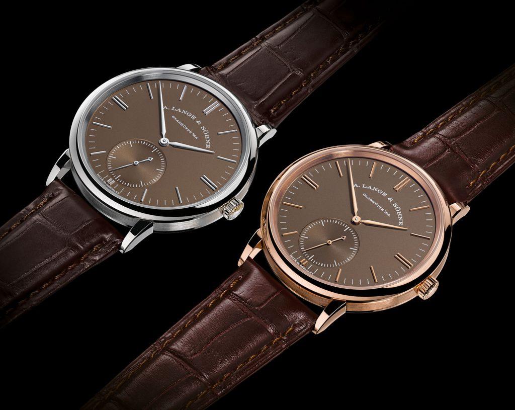 Lange-Saxonia-Automatic-terra-brown-dial-1
