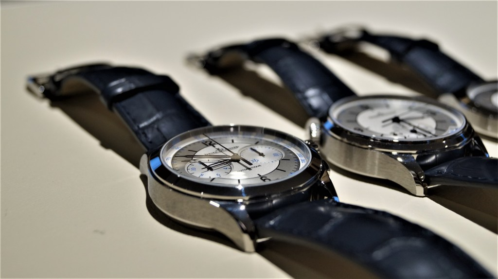 Sihh 2017 Jaeger Lecoultre Master Control Watch