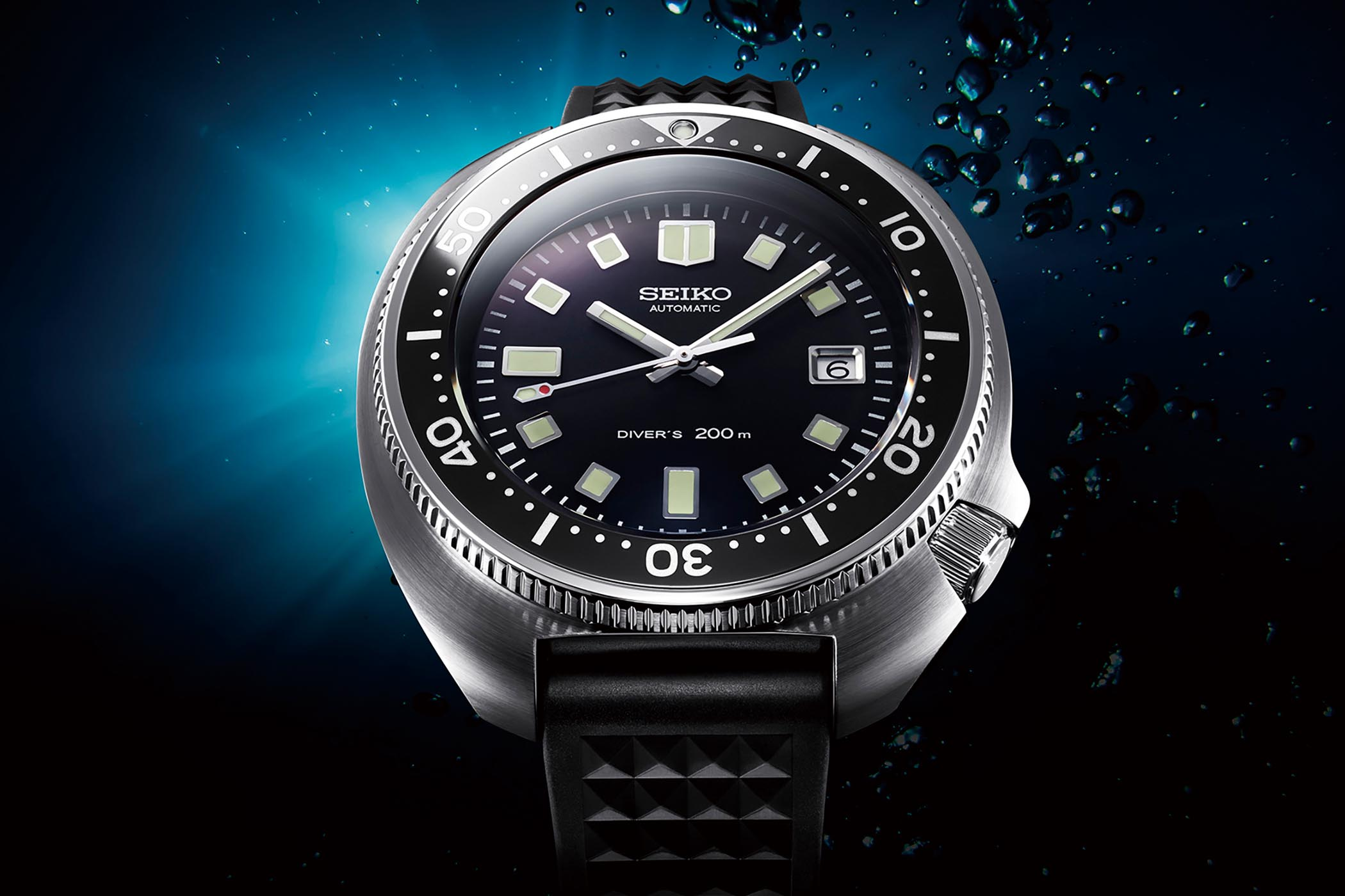 Baselworld 2019: Seiko 1970 Diver's Re-Creation Limited Edition SLA033 Watch