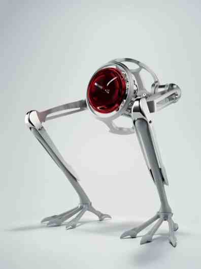 MBandF-LEpee-T-Rex-Table-Clock-1
