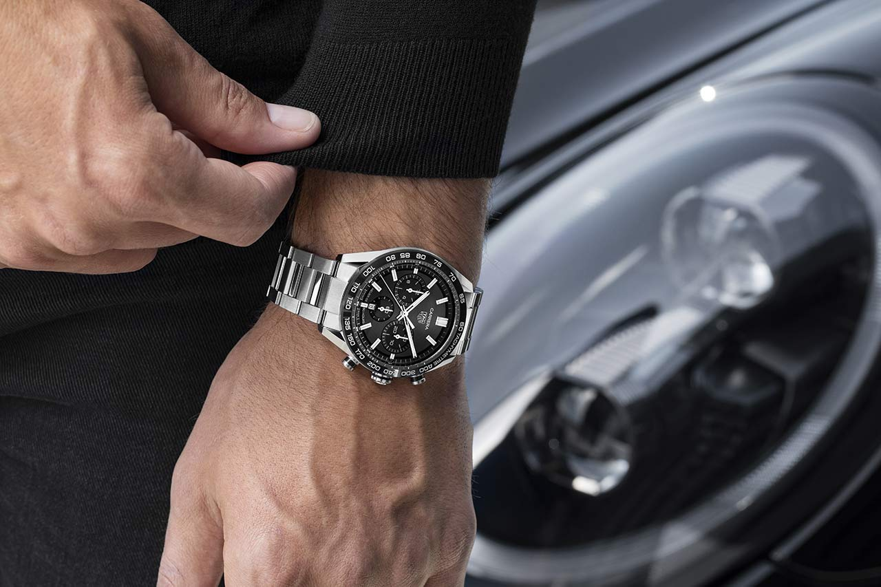 Introducing The TAG Heuer Carrera Sport Chronograph 44mm Calibre Heuer 02 Automatic Watches