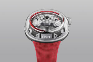 Introducing The HYT H5 Red Limited Edition Watch