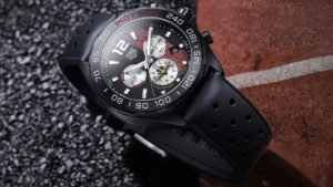 """TAG Heuer Formula 1 Chronograph """"2020 Indianapolis 500"""" Limited Edition Watch"""