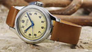 Longines Announces Heritage Military Marine Nationale Watch