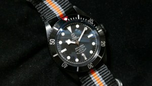 Tiger Concept Submariner James Bond Watch