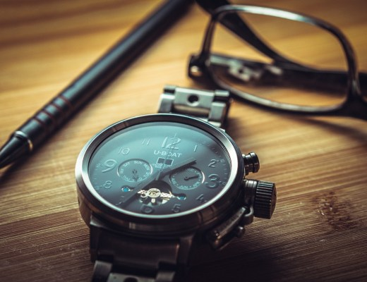 Wristwatch information