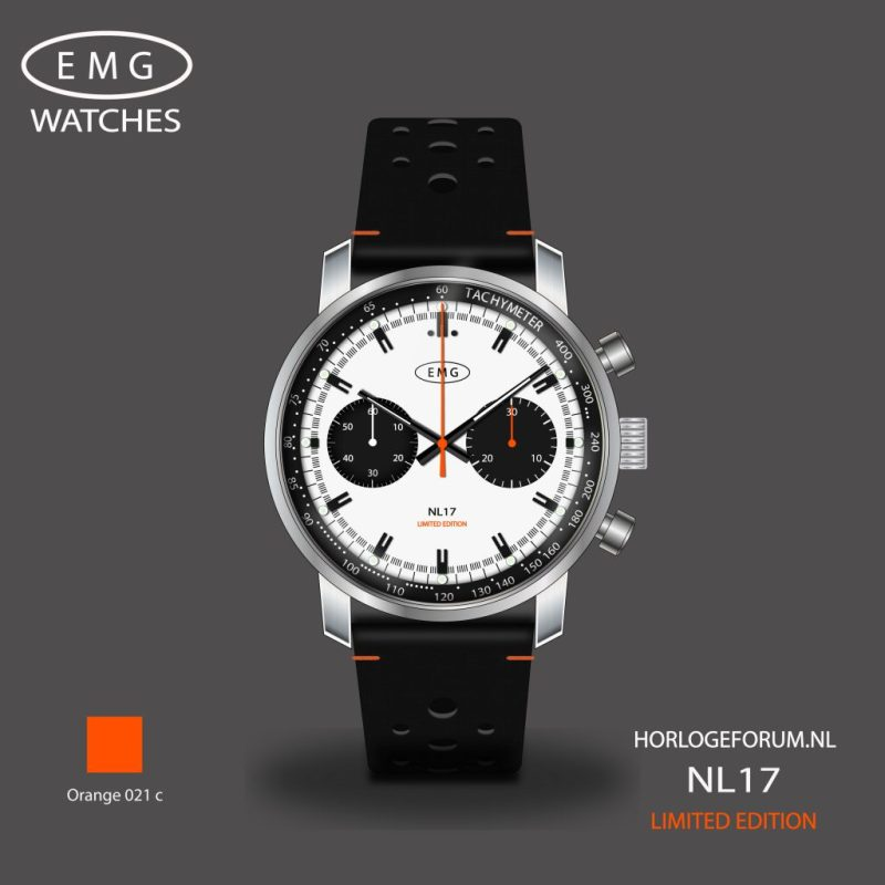 EMG watches DL63 NL17