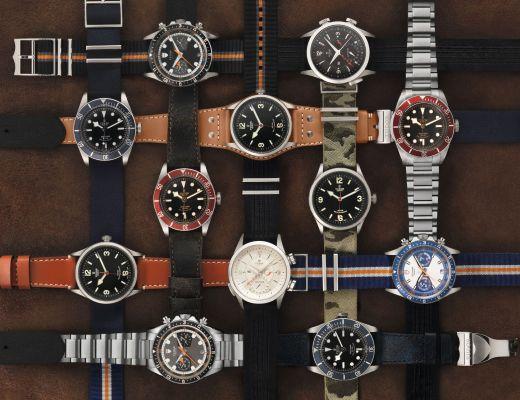 buying a wristwatch