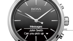 Boss smartwatch