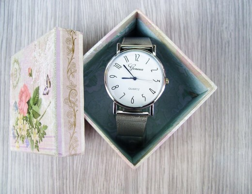 why a wristwatch makes the perfect gift