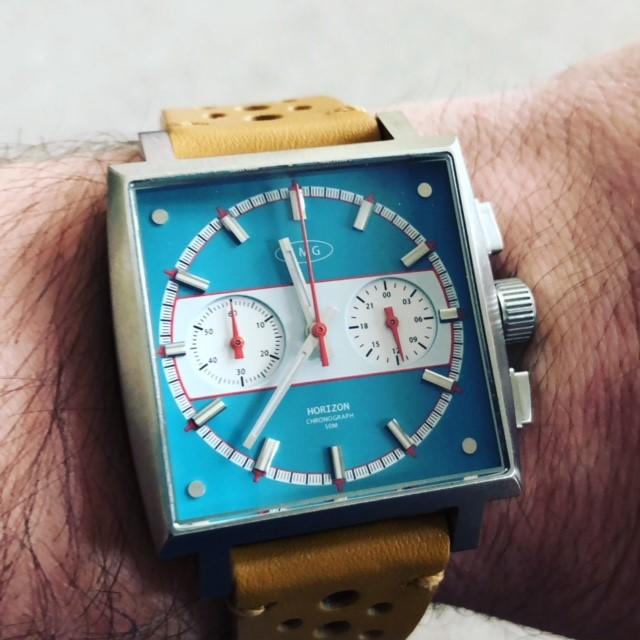 EMG Horizon Chronograph Watch