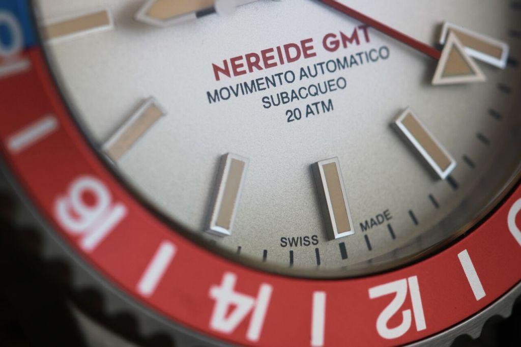 Meccaniche Veneziane Nereide GMT