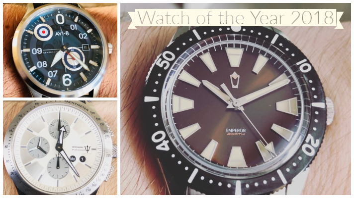 Watch of the Year 2018