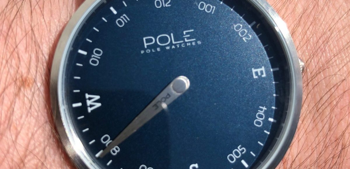 Pole Compass Livid watch review