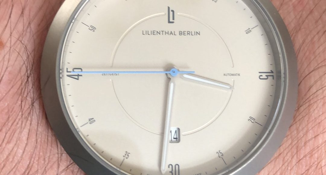 Lilienthal Berlin Zeitgeist Automatik review