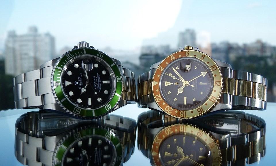 Rolex homages