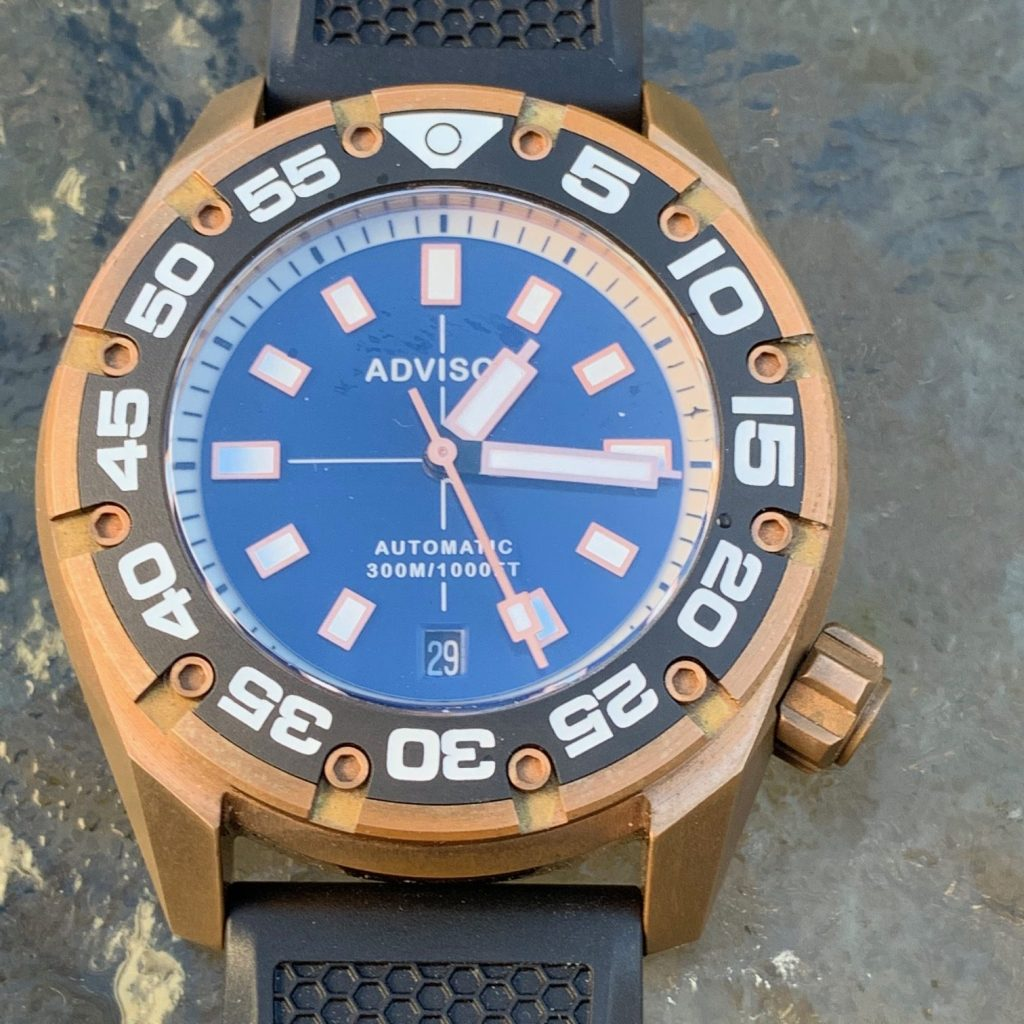 Advisor SUPA Bronze Diver review