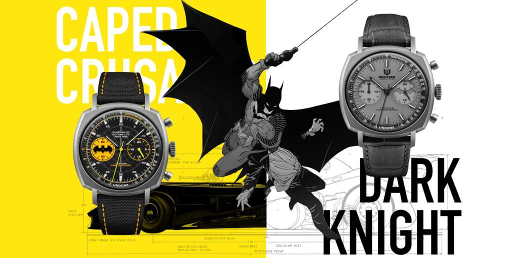 Undone Batman Watch