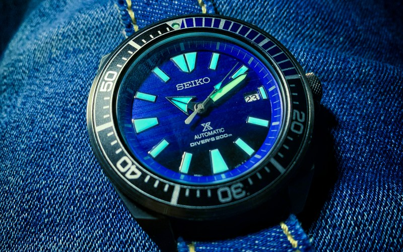 Seiko Save the Ocean watch review