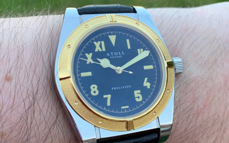 ATOLL Viceroy Precision watch review
