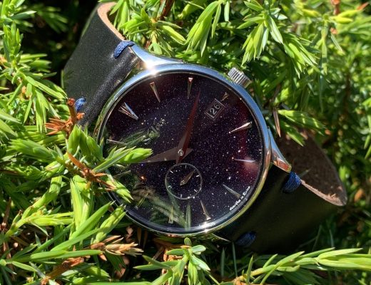 Solas Starlight watch review