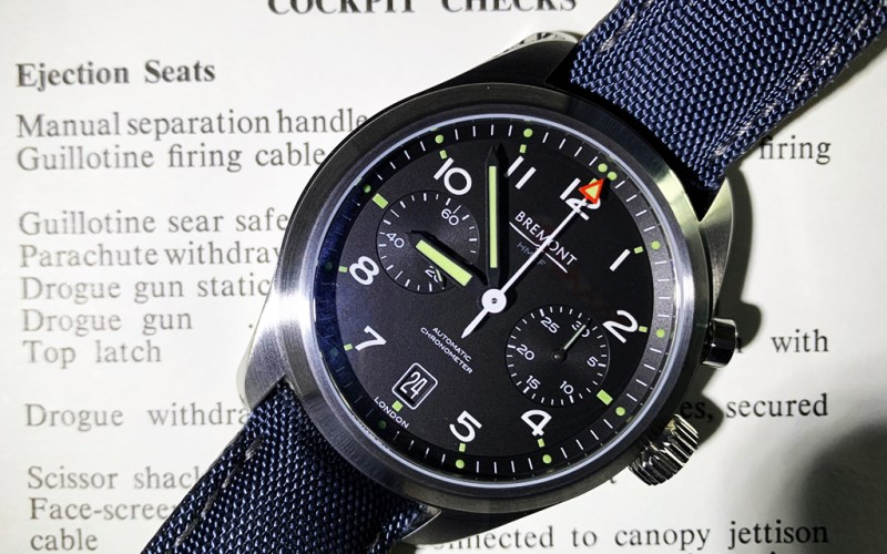 bremont arrow watch review