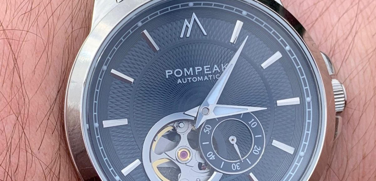 Pompeak Classic Watch Review