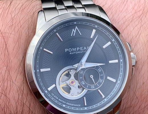 Pompeak Classic Watch Review