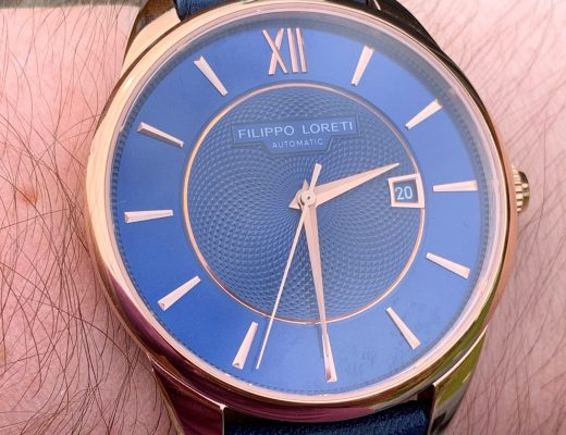 Filippo Loretti Rome Rose Gold Watch Review
