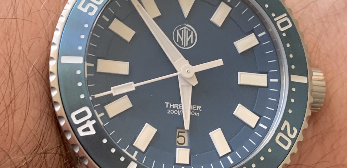 NTH Thresher 2k1 Watch Review