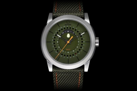 Isotope GMT Olive Green 2