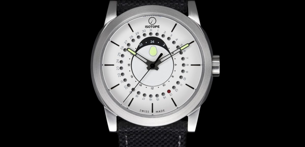 Isotope GMT 0 degrees