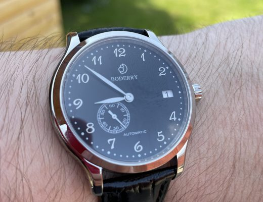 Boderry Elite Watch Review