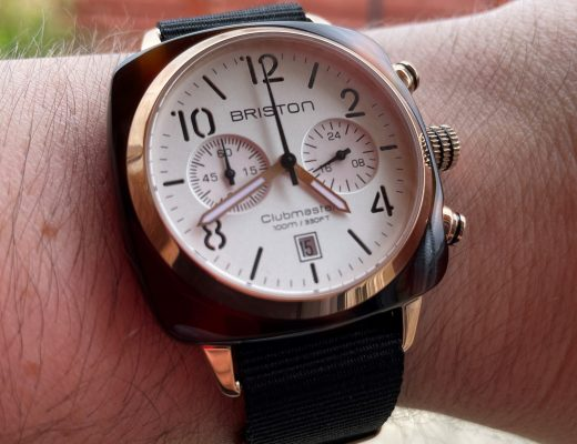 Briston Clubmaster watch review