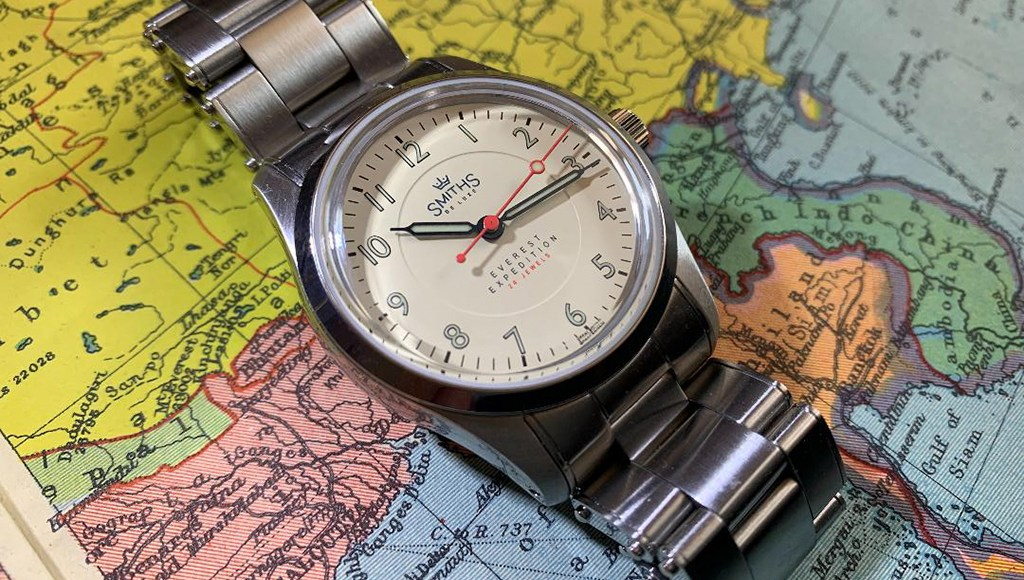 Smiths Everest Expedition Watch Review
