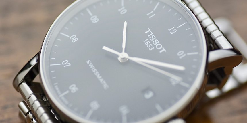 Hands On Tissot S Everytime Swissmatic Wrist Watch Review