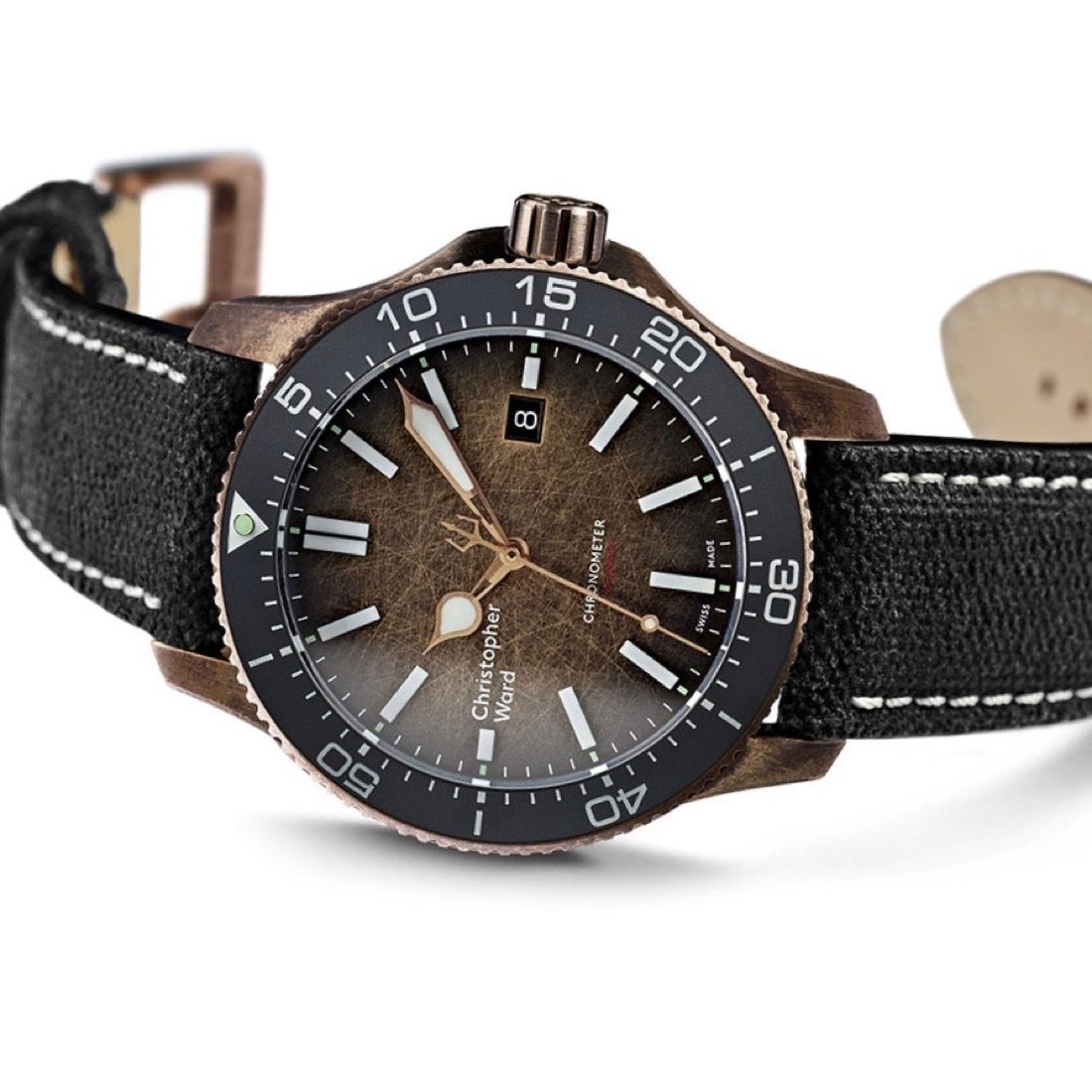 Christopher Ward's new Trident Bronze Ombre Christopher-Ward-C60-Bronze-Ombre-12