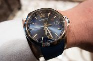 The Longines Conquest V.H.P. GMT.