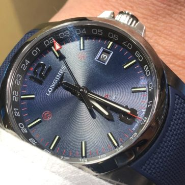 Longines Conquest V.H.P. GMT - by far the cooler VHP.