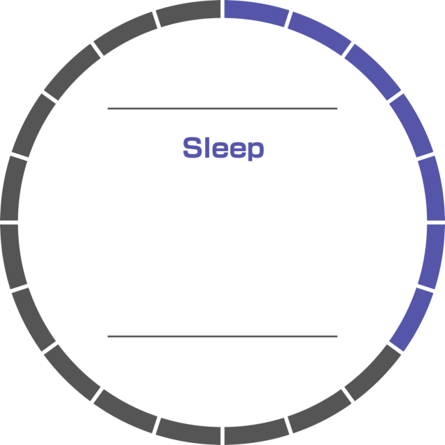 Sleeptracking Watchface Widget