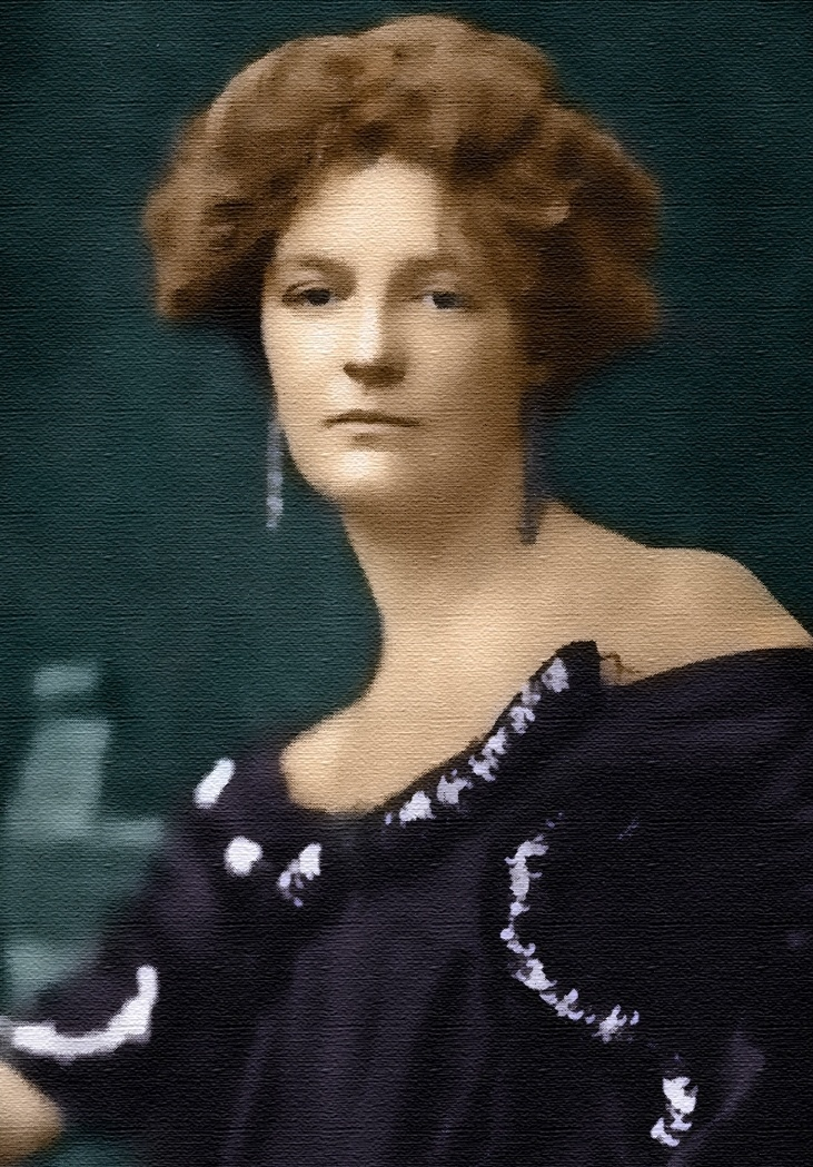 Rose Edith Kelly