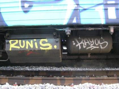 runis + RAYOS
