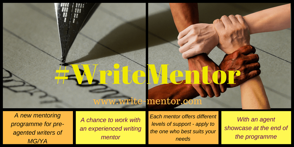 #WriteMentor 2019