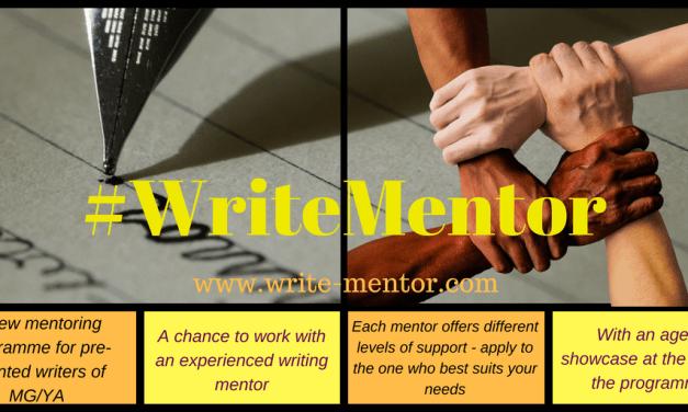 #WriteMentor 2019