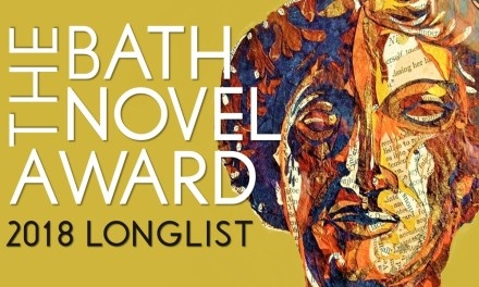 Bath Novel Awards by Melissa Welliver