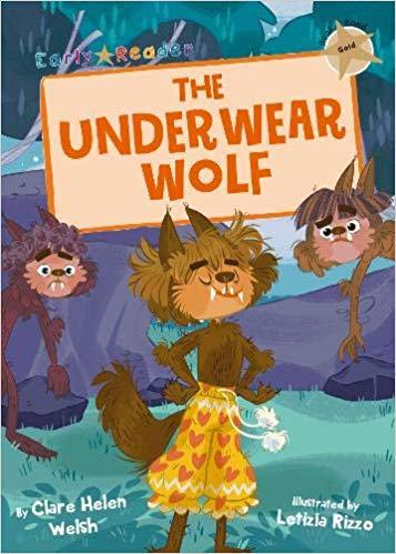 wolf - Clare Helen Welsh