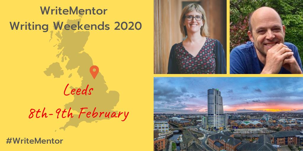 Leeds Writing Weekend by Liz Flanagan