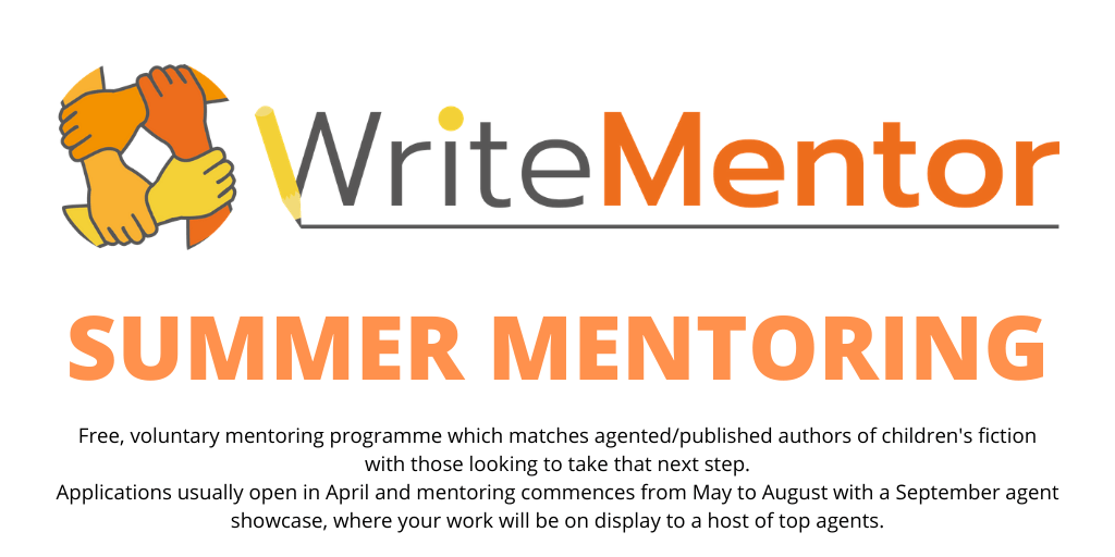 2020 Mentors Writementor For All Writers Of Children S Fiction