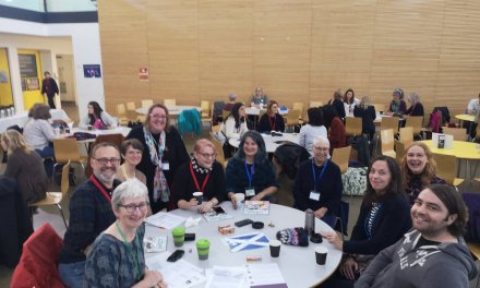 SCBWI Conference 2019