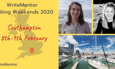 Southampton Writing Weekend by Charlotte Lo